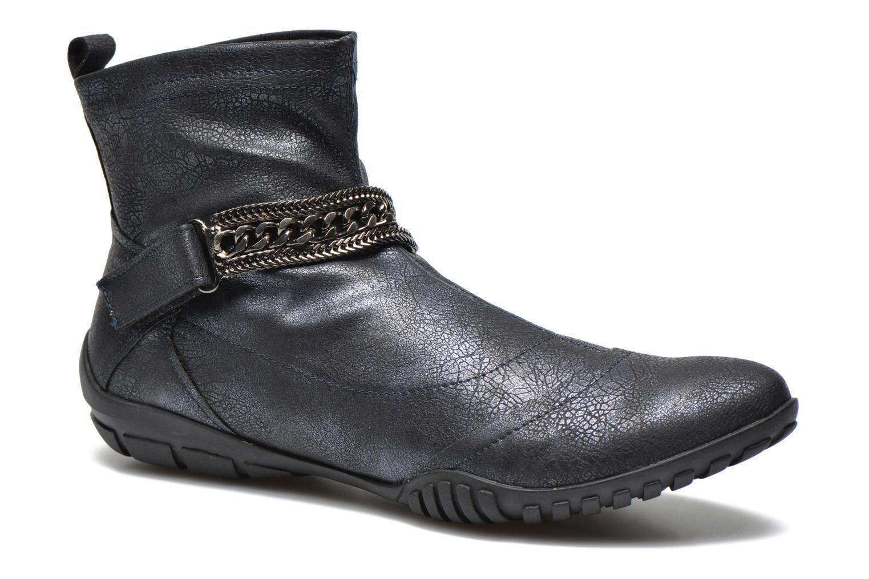 Stiefeletten & Boots UME Un matin d'été LOUISY blau detaillierte ansicht/modell