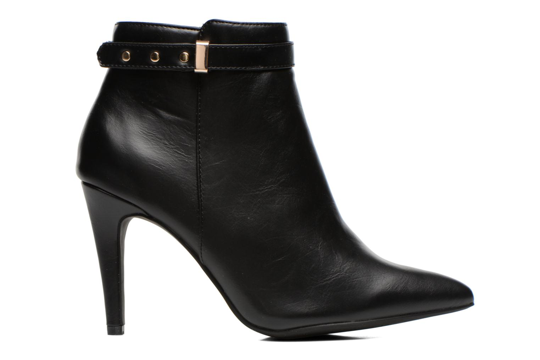 Bottines et boots Divine Factory Potchi Noir vue derrière