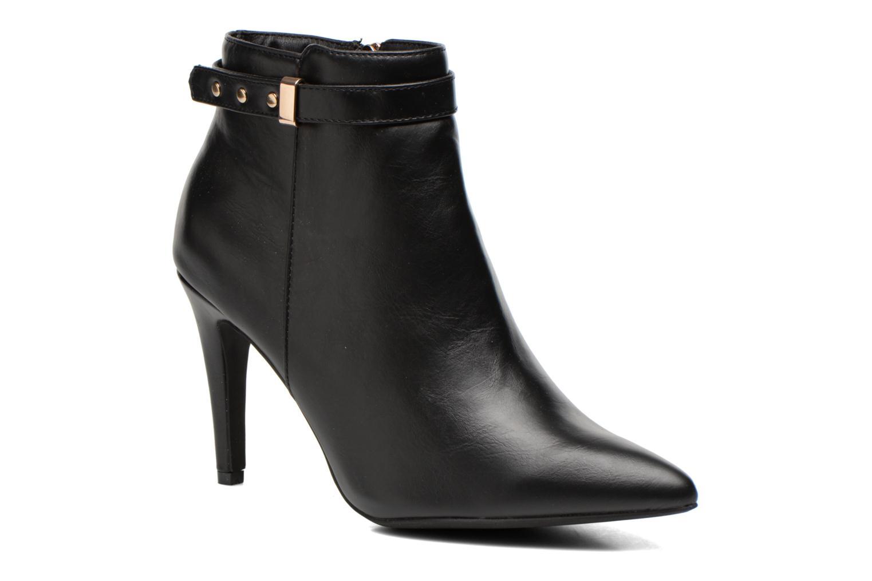 Bottines et boots Divine Factory Potchi Noir vue détail/paire