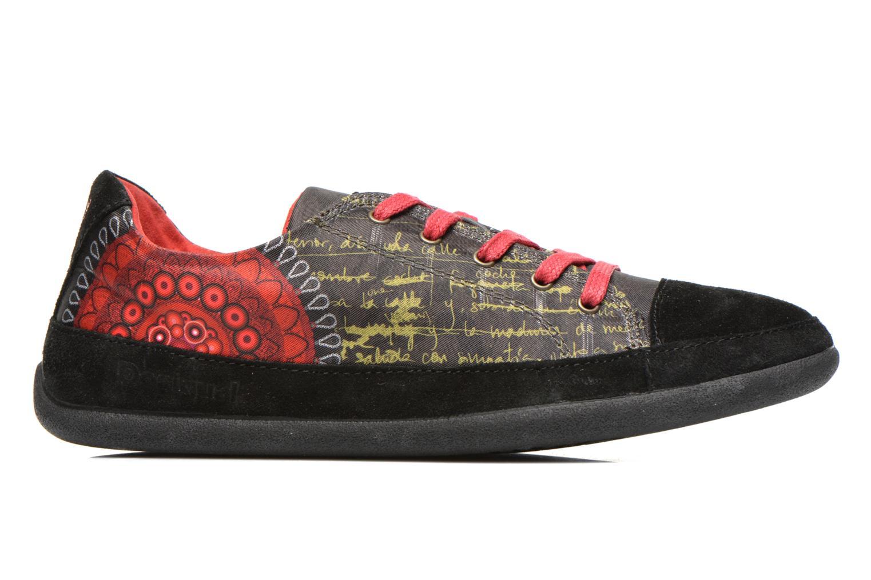Sneakers Desigual Happy Luna Multicolor achterkant