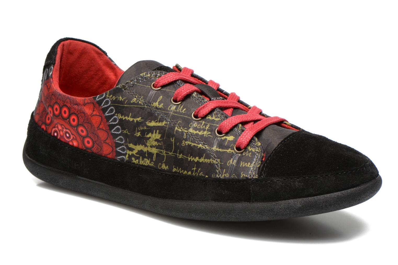 Sneaker Desigual Happy Luna mehrfarbig detaillierte ansicht/modell