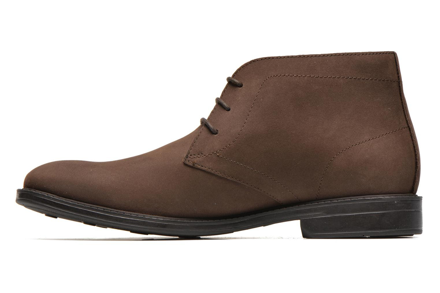 Chilver Hi GTX Dark Brown Nub