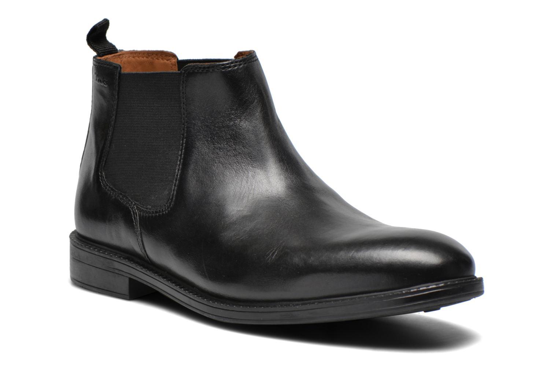 Boots en enkellaarsjes Clarks Chilver Top Zwart detail