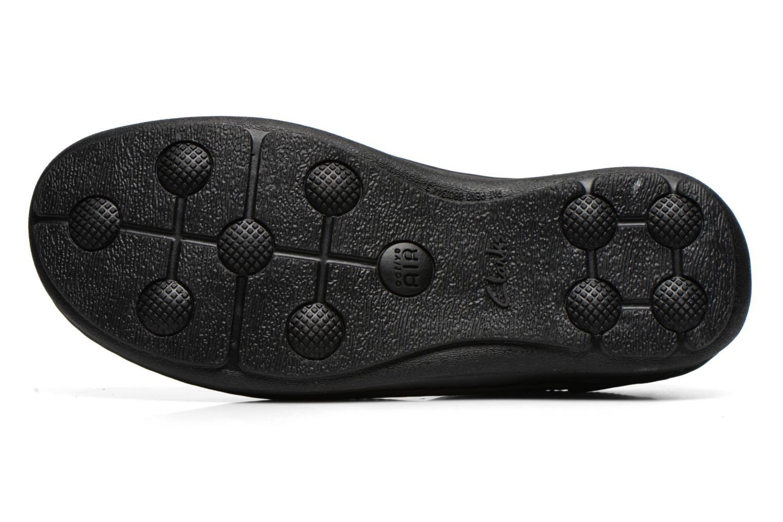Chaussures à lacets Clarks Nature Three Noir vue haut