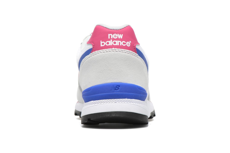 Baskets New Balance ML850 Blanc vue droite