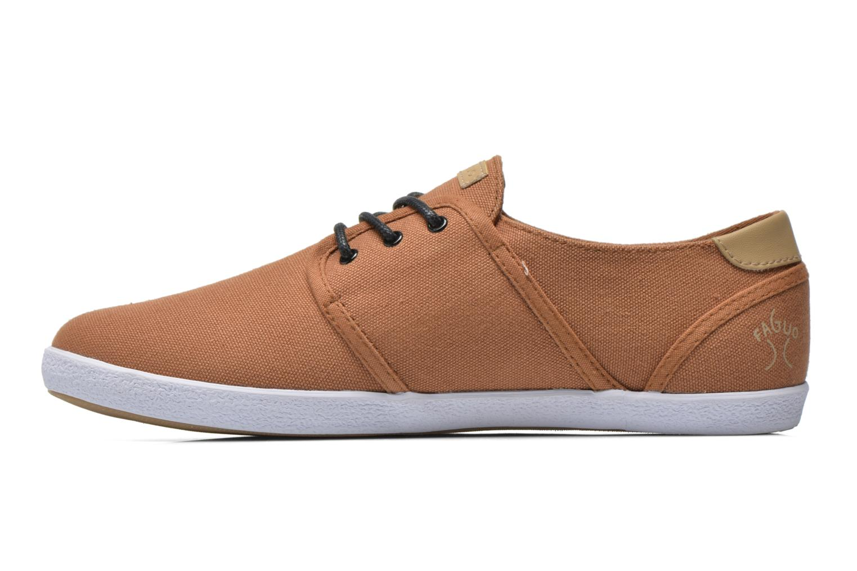Sneaker Faguo Cypress W braun ansicht von vorne