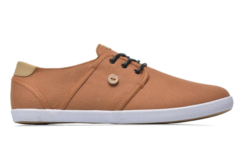 Sneakers Faguo Cypress W Bruin achterkant