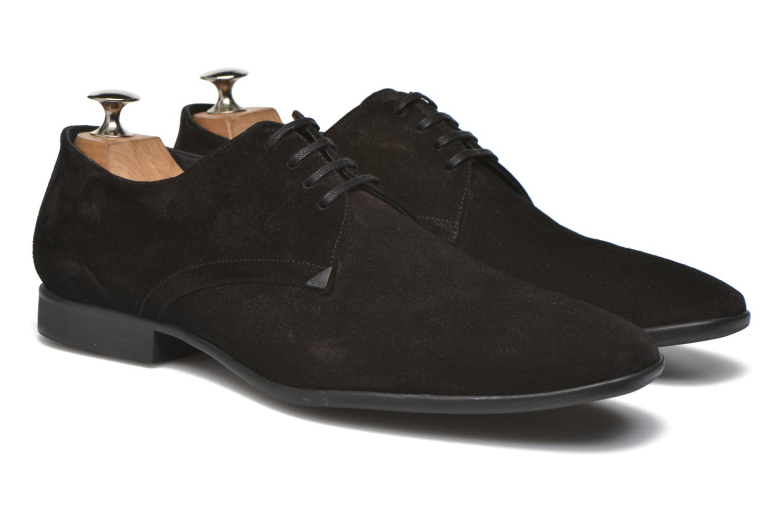 Zapatos con cordones Kenzo Westy Negro vista 3/4
