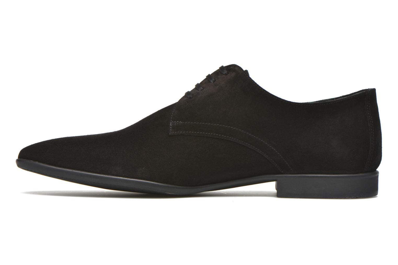 Zapatos con cordones Kenzo Westy Negro vista de frente