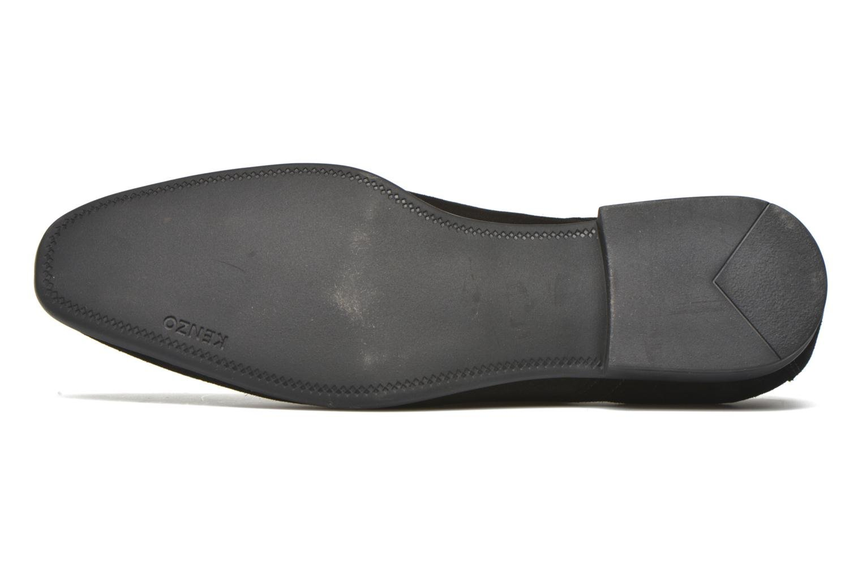 Zapatos con cordones Kenzo Westy Negro vista de arriba