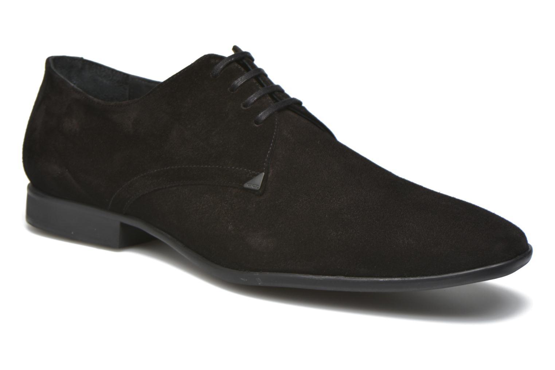 Zapatos con cordones Kenzo Westy Negro vista de detalle / par