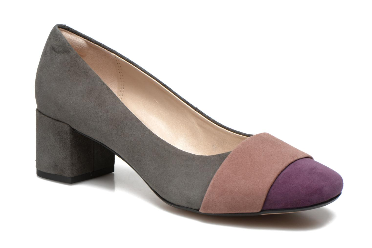 Clarks Chinaberry Sky High Heels Color Grey  Women