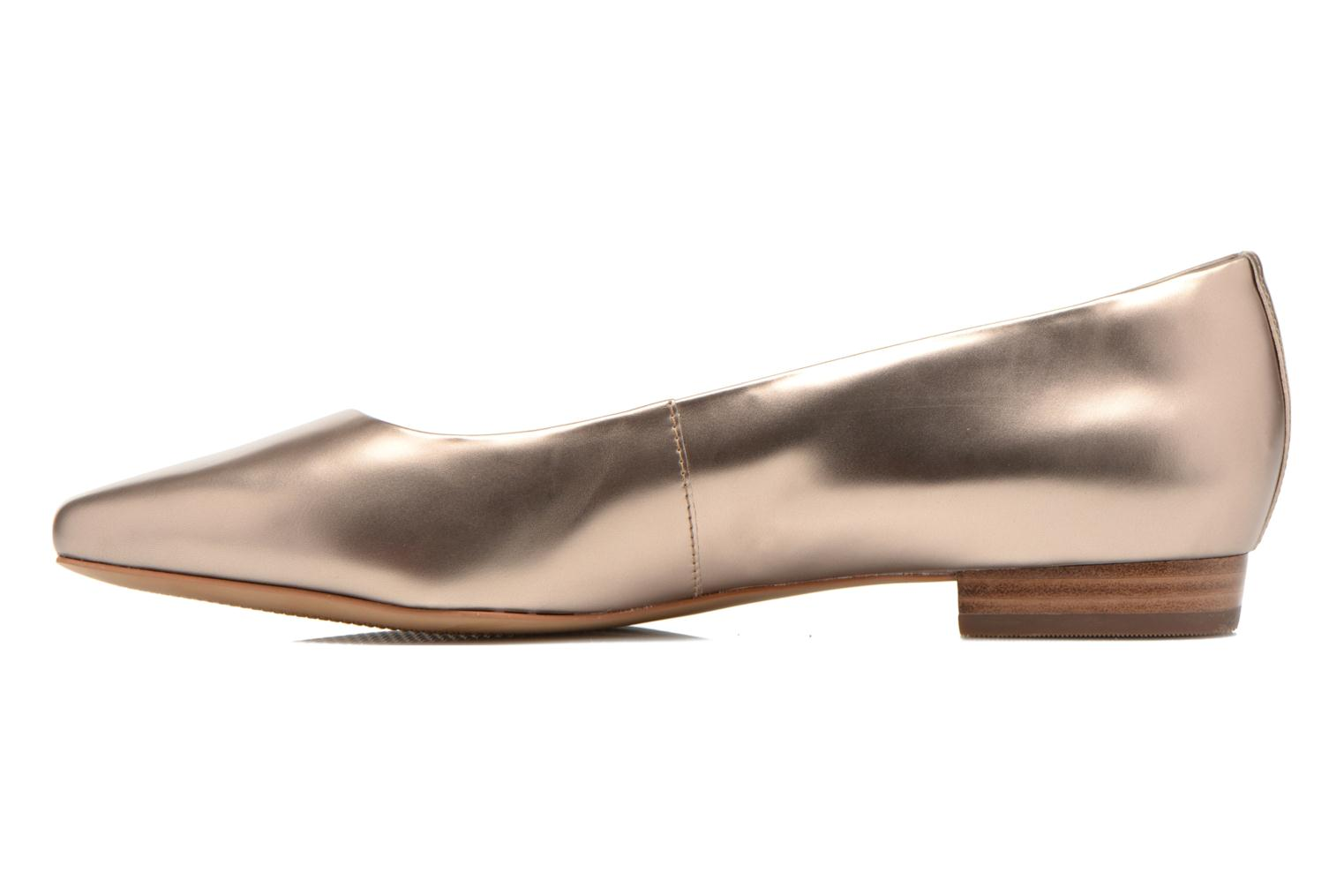 Corabeth Abby CHAMPAGNE LEATHER