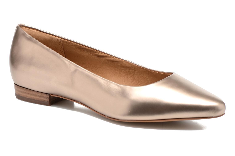 Zapatos promocionales Clarks Corabeth Abby (Oro y bronce) - Bailarinas   Venta de liquidación de temporada