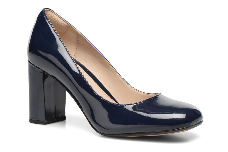 Marques Chaussure femme Clarks femme Gabriel Mist Navy Patent