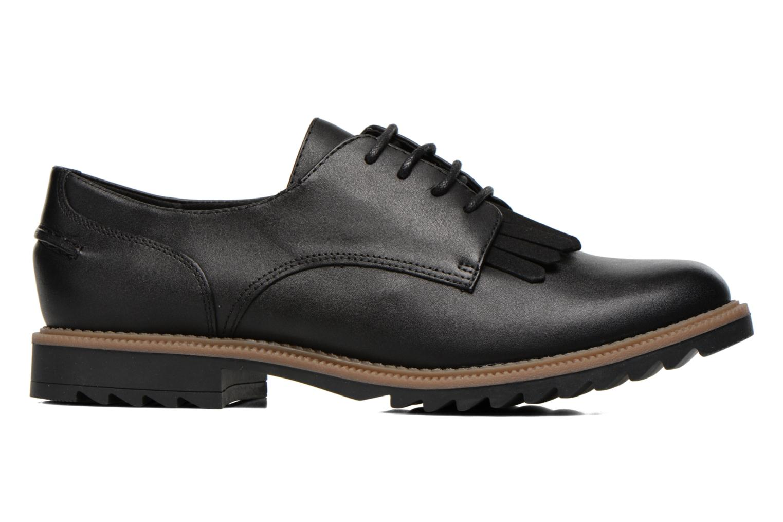 Chaussures à lacets Clarks Griffin Mabel Noir vue derrière