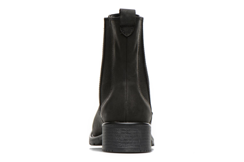 Bottines et boots Clarks Orinoco Club Noir vue droite