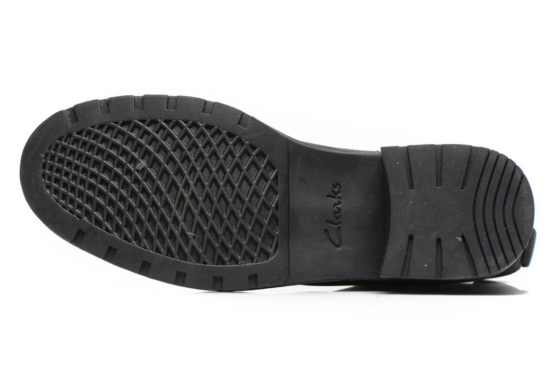 Bottines et boots Clarks Orinoco Club Noir vue haut