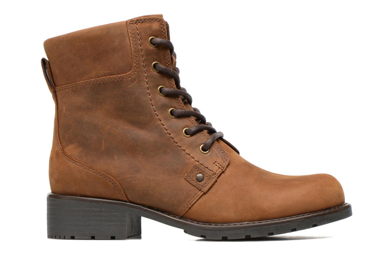 Bottines et boots Clarks Orinoco Spice Marron vue derrière