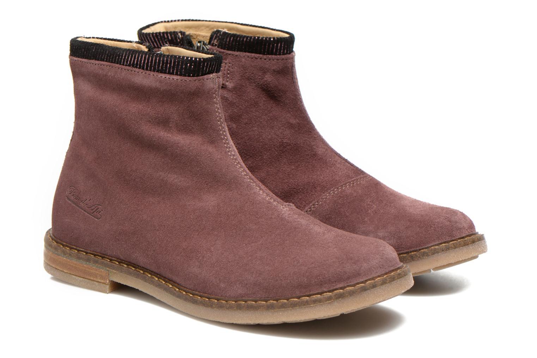 Trip boots stripes velours Antik