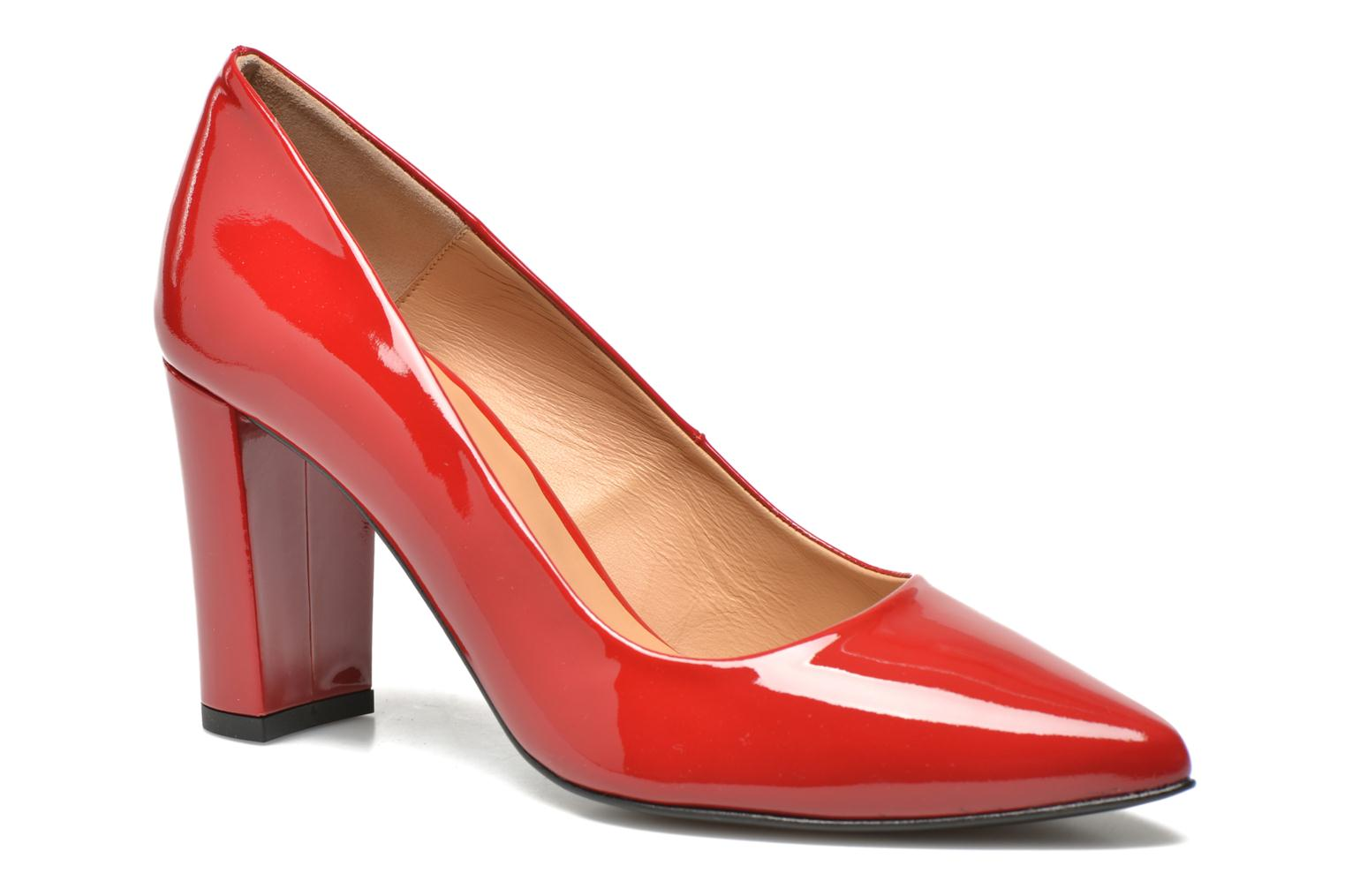 Pumps Made by SARENZA Glossy Cindy #16 Rood voorkant