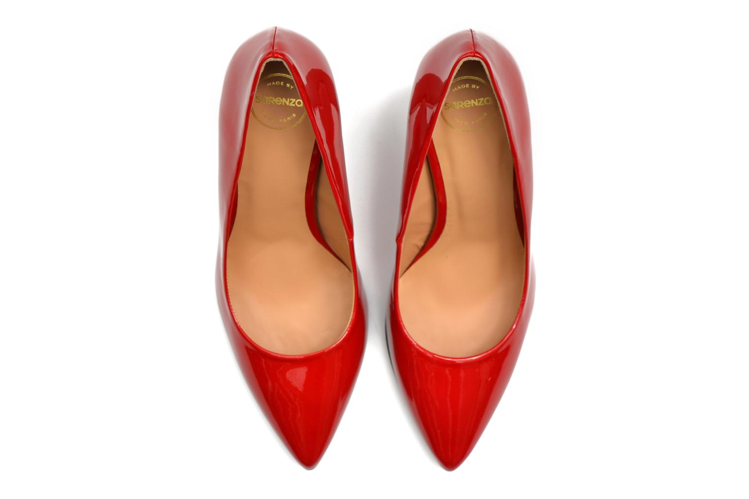 Pumps Made by SARENZA Glossy Cindy #16 Rood boven