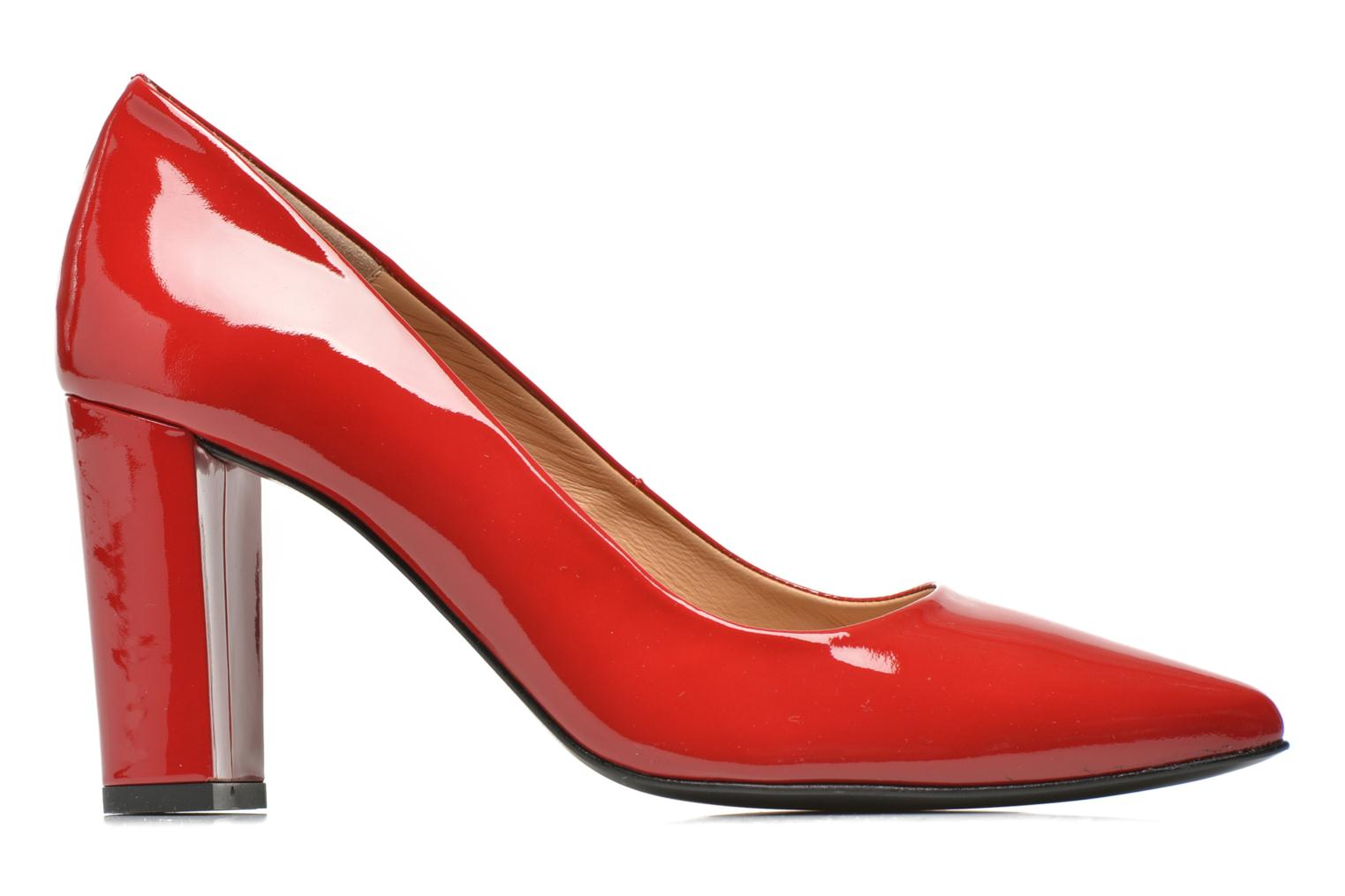 Pumps Made by SARENZA Glossy Cindy #16 Rood detail
