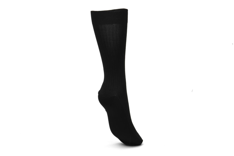 Chaussettes et collants My Lovely Socks Jules Noir vue gauche
