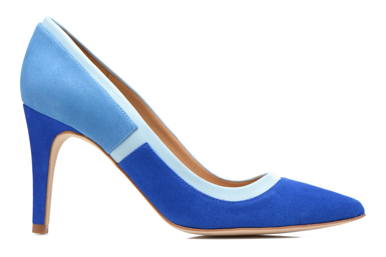 Escarpins Made by SARENZA Notting Heels #1 Bleu vue détail/paire