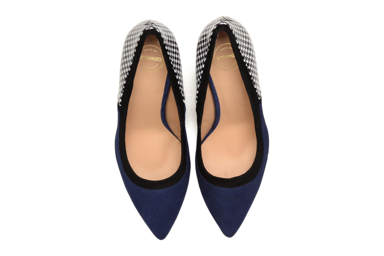 Escarpins Made by SARENZA Notting Heels #1 Multicolore vue portées chaussures