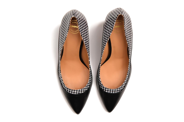 Zapatos de tacón Made by SARENZA Notting Heels #3 Multicolor vista de arriba