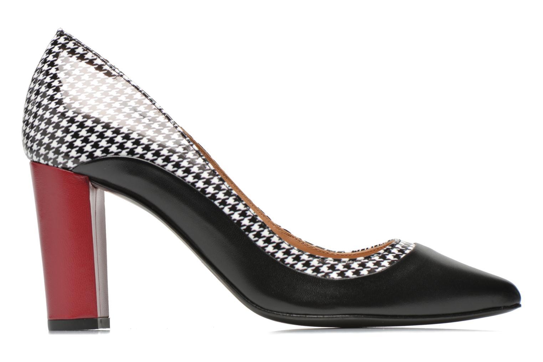 Notting Heels #3 Mestizo negro + vernis PDP + mestizo yecla