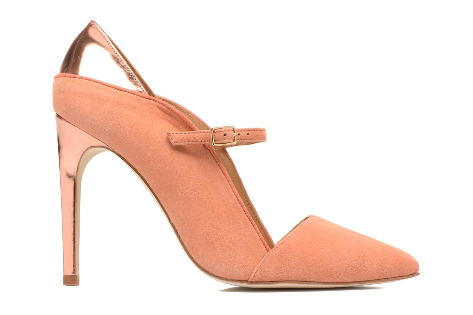 Marques Chaussure femme Made by SARENZA femme Busy Girl Escarpins #2 Ante Apricot + Ante halo + specchio 309