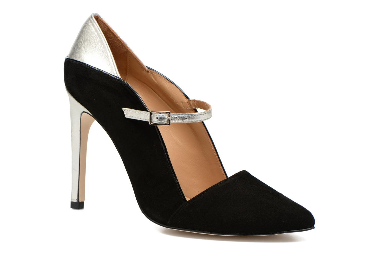 Shoe Officer #11 Ante negro + Galaxy lam pegaso