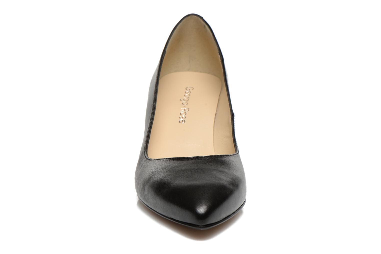 Escarpins Georgia Rose Sanua Noir vue portées chaussures