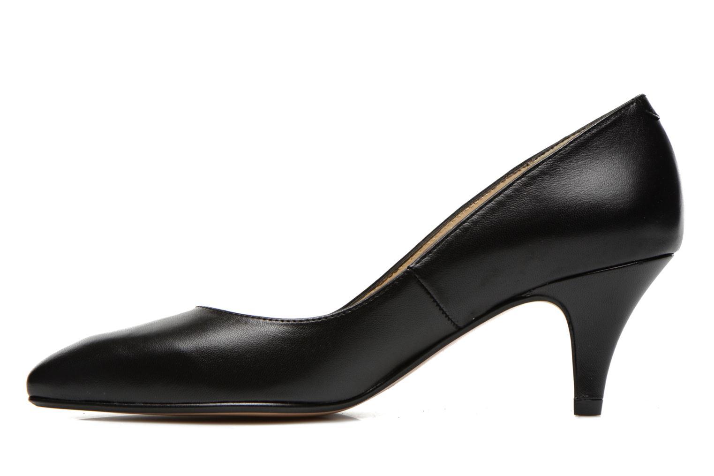Zapatos de tacón Georgia Rose Sanua Negro vista de frente