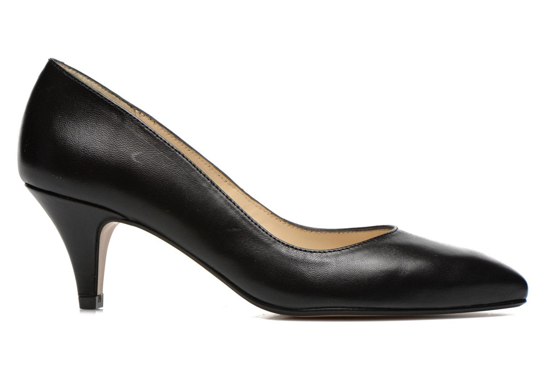 Zapatos de tacón Georgia Rose Sanua Negro vistra trasera