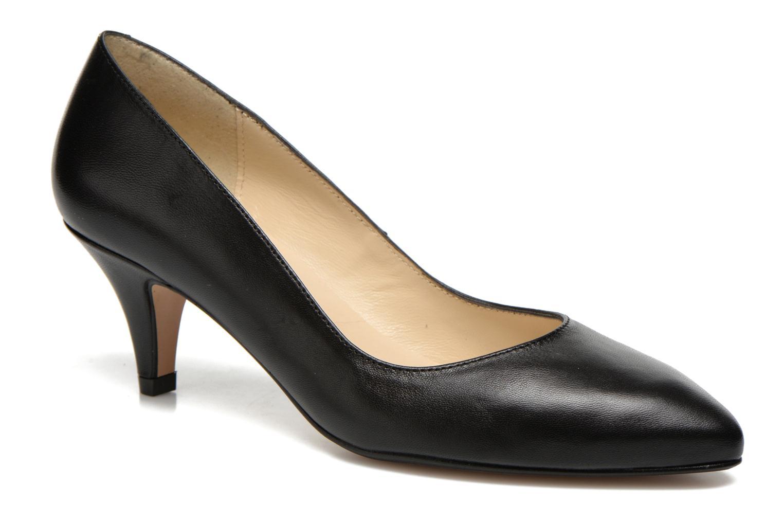 Zapatos de tacón Georgia Rose Sanua Negro vista de detalle / par