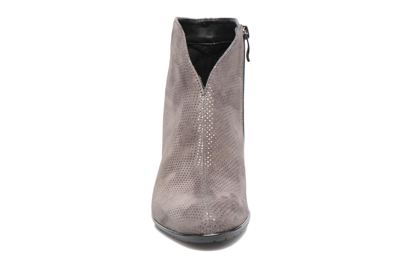 Bottines et boots Ara Toulouse Gris vue portées chaussures
