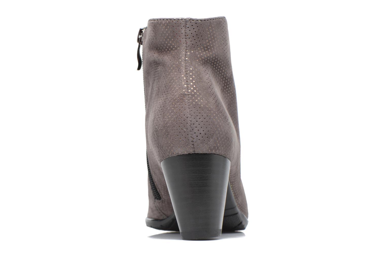 Bottines et boots Ara Toulouse Gris vue droite
