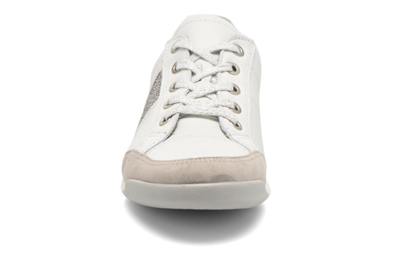 Baskets Ara Rom 2 Gris vue portées chaussures
