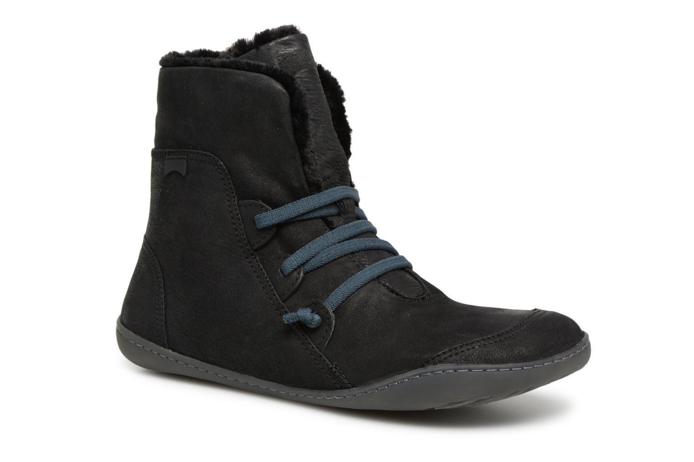 Grandes descuentos últimos zapatos Camper Peu Cami 46477 (Negro) - Botines  Descuento