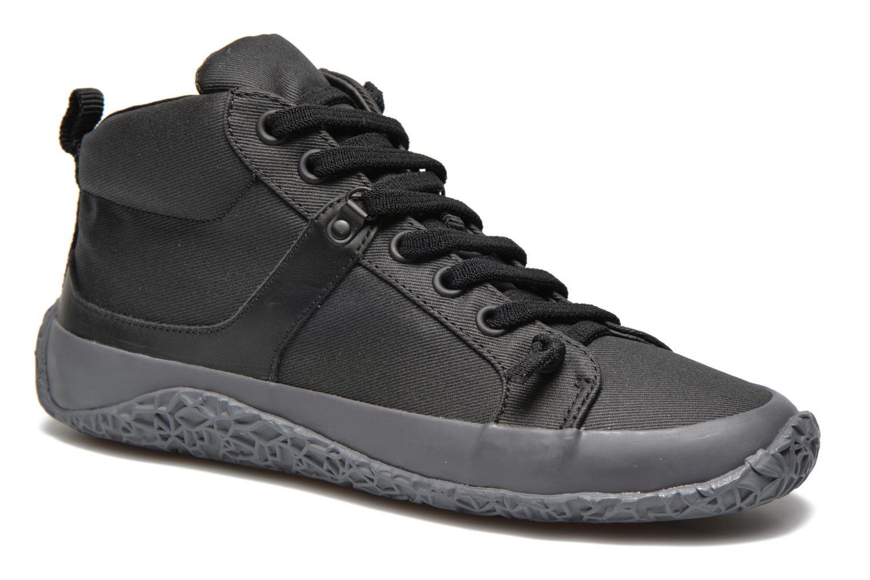 Baskets Camper Capas K400052 Noir vue détail/paire