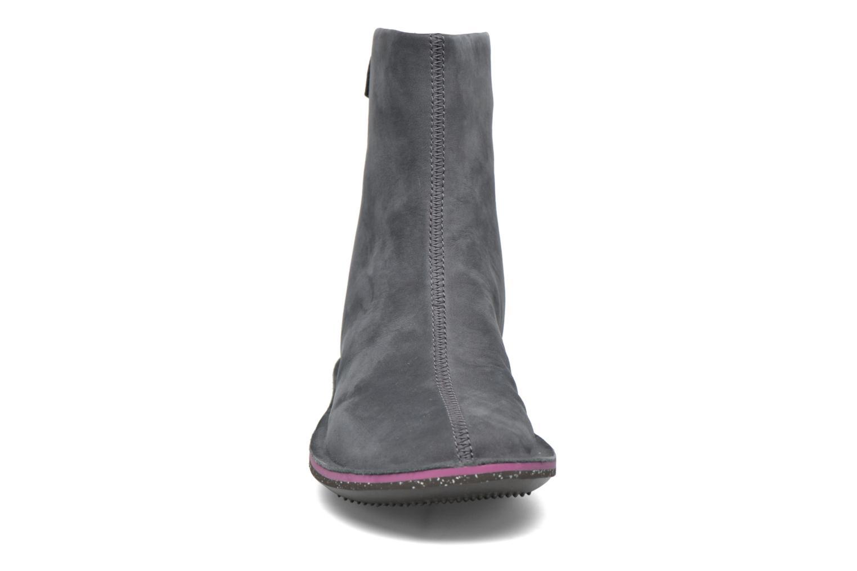 Bottines et boots Camper Beetle K400010 Bleu vue portées chaussures