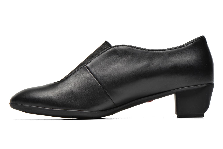 Zapatos de tacón Camper Beth K200014 Negro vista de frente