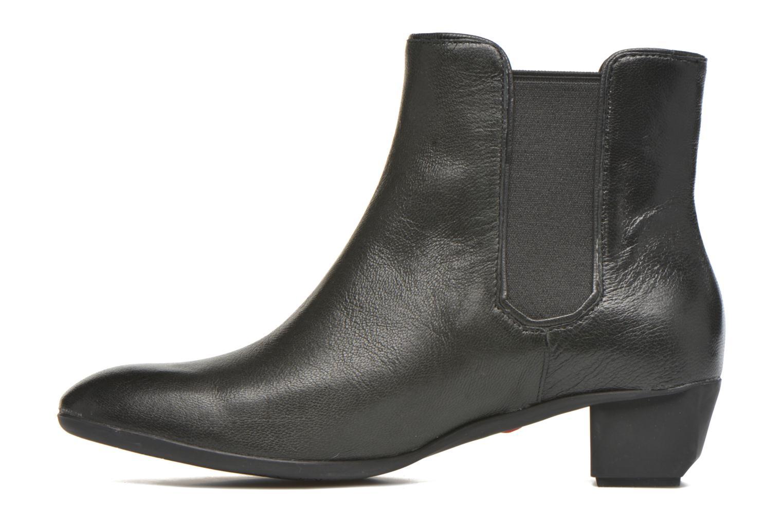 Bottines et boots Camper Beth K400017 Noir vue face