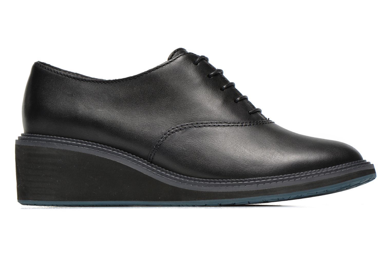 Chaussures à lacets Camper Magna K200032 Noir vue derrière