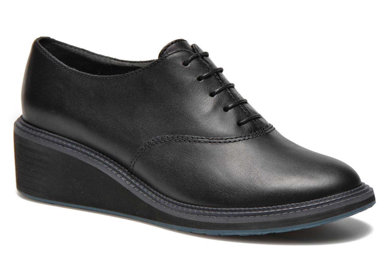 Zapatos con cordones Camper Magna K200032 Negro vista de detalle / par