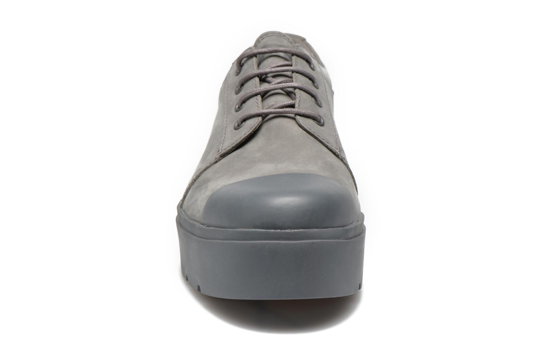 Baskets Camper Vintar 21993 Gris vue portées chaussures