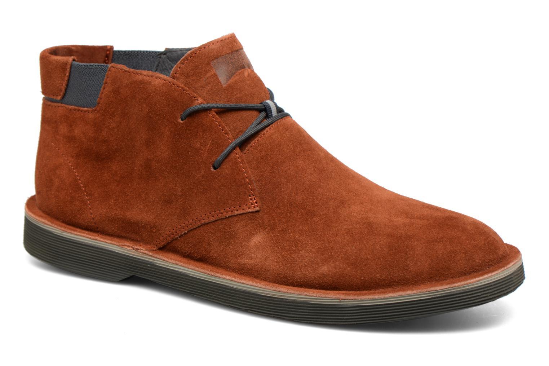 Camper Morrys K300035 (Marron) - Chaussures à lacets chez Sarenza (305623)